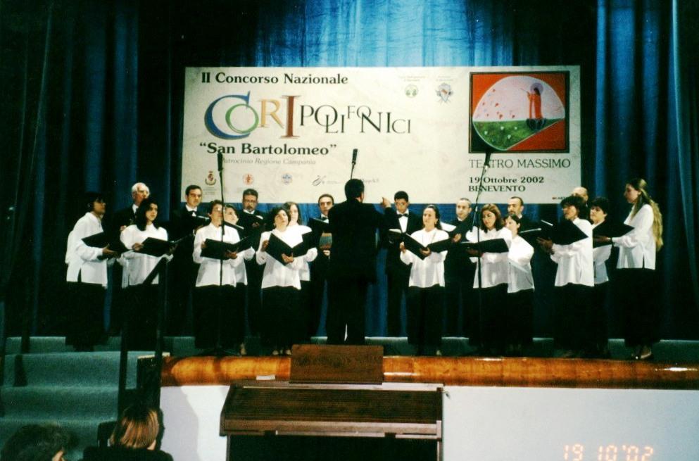 Benevento 2002