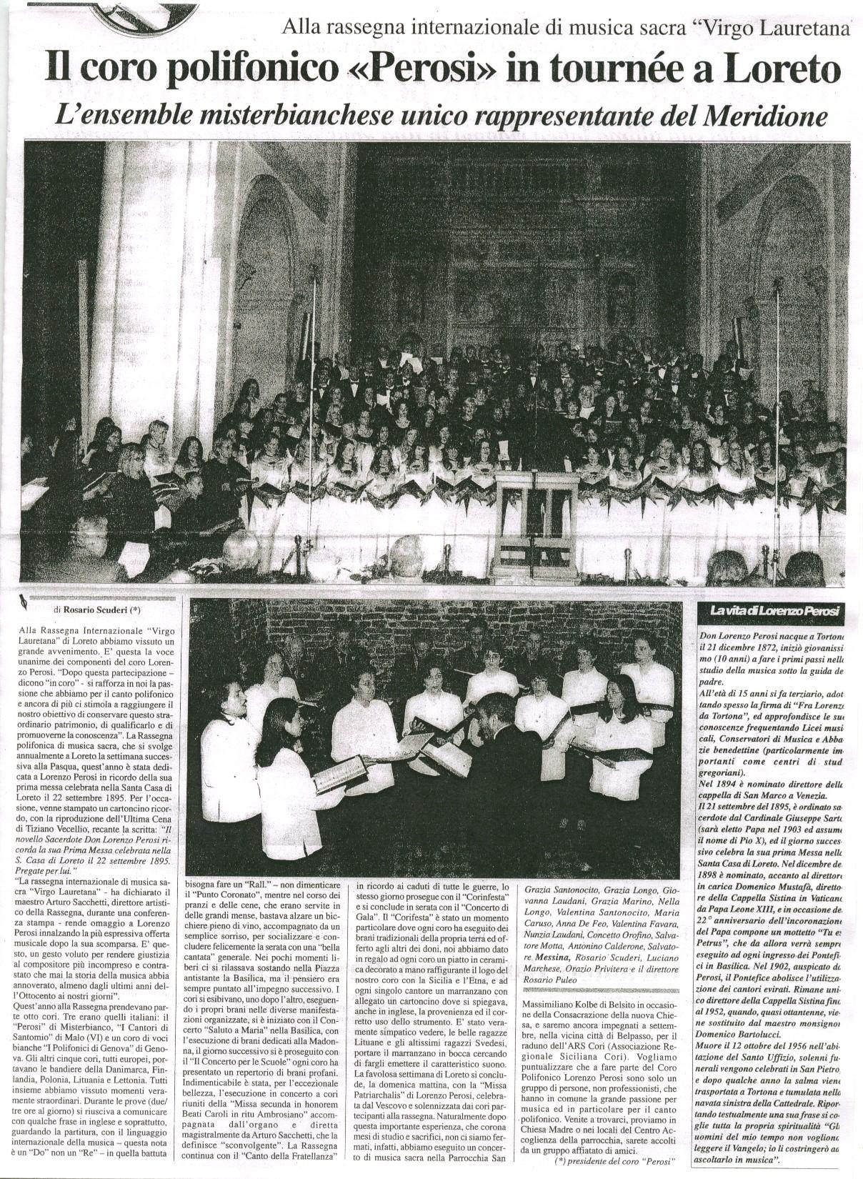 Misterbianco in Comune - giugno 2003
