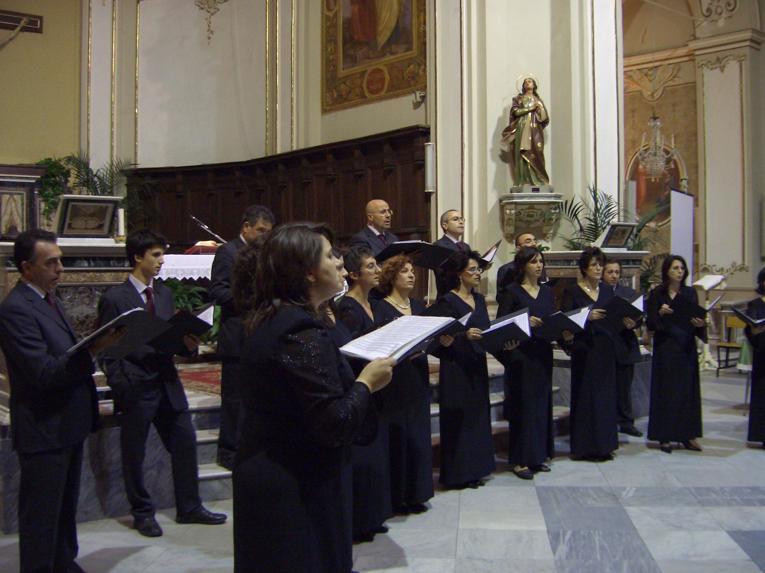 Coro Perosi 2005